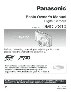 Panasonic lumix dmc-zs10 series service manual download manuals &.