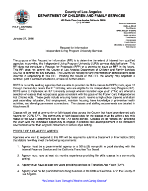 ilpu rfi 1 27 rev - Sample Resume For Banking Jobs