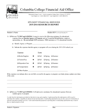 financial report template word Fillable Printable Online Forms