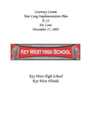 Key West High School Key West Florida Rowan University