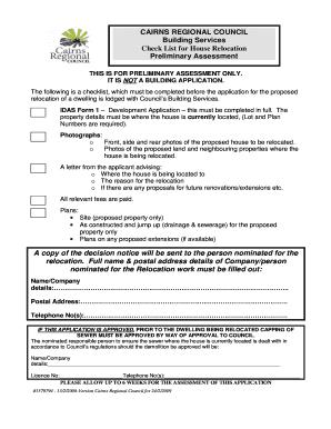 building condition assessment checklist - Editable, Fillable