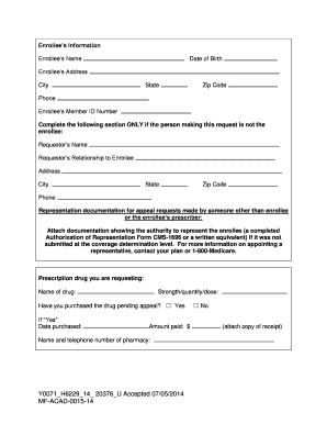 anthem blue cross partnership plan - Edit, Print, Fill Out ...