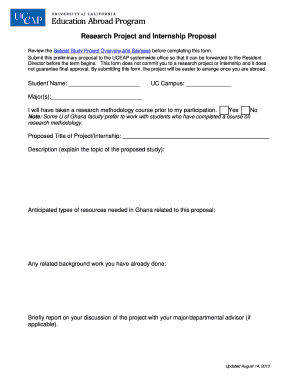Sample project proposal sample business forms in pdf business research project and internship proposal review the special study project overview and samples before completing this thecheapjerseys Gallery