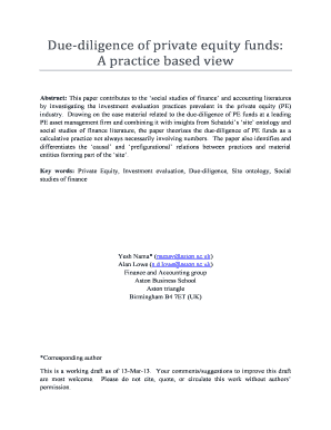 Editable private placement memorandum template free download