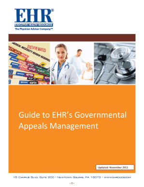 Guide to Governmental Appeals Tab 4112911 FINAL