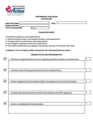19 Printable termination letter due to poor performance