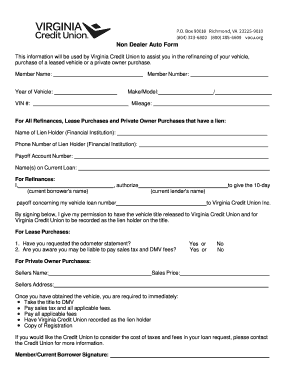 editable auto dealer forms free fill out best business forms
