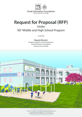 Request for Proposal RFP - bseforgpkb - sef org