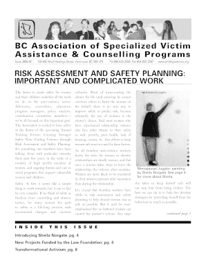 BC Association Of Specialized Victim Assistance