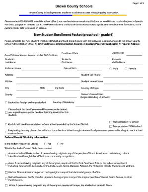 Editable Preschool Awards List Fill Out Print Download Court