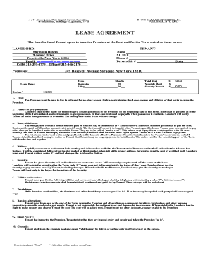 graphic regarding Free Printable Blumberg Lease called Printable blumberg property hire - Edit, Fill Out Obtain