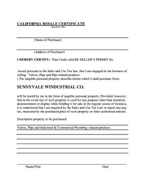 Fillable Online (Regulation 1668) Fax Email Print - PDFfiller