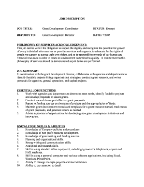 Nonprofit operations manual template - Edit Online, Fill Out ...
