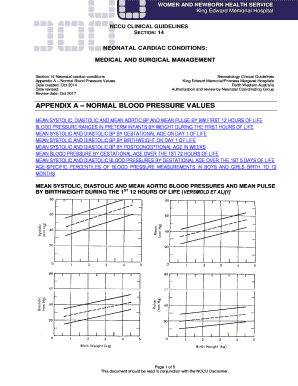 Editable lvedp normal values - Fill Out, Print & Download