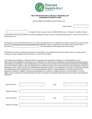 Printable sample letter to insurance company to pay claim - Edit