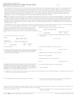 Form 1583 Editable Fillable Printable Online Templates To