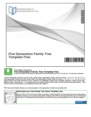 free editable family tree template forms fillable printable