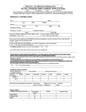 popeyes application print out paper