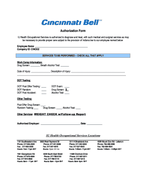 Fillable Online Indiana New Hire Onboarding Pole Climbing Form ...