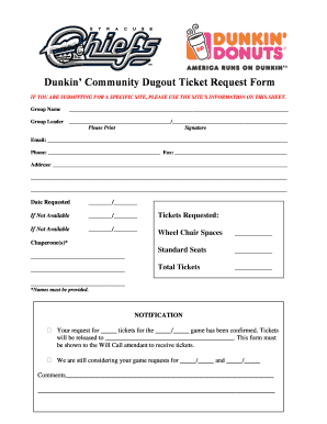 graphic relating to Dunkin Donuts Printable Application referred to as Dunkin Donuts Fillable On the internet Software package - Fill On line