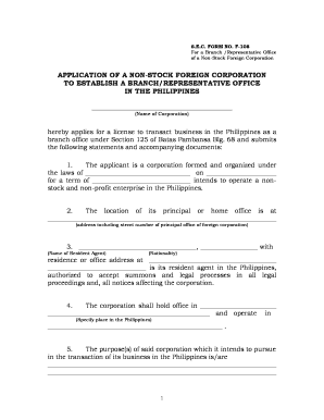 S. E. C. FORM NO. F-108. Member Data Amendment Form