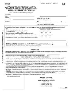 Form g-49 - Edit, Fill, Print & Download Online Templates in Word ...