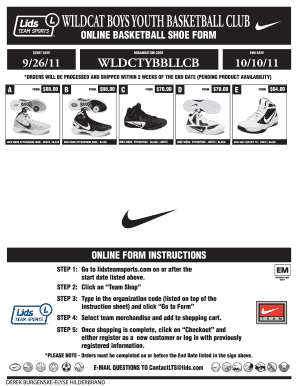 VERONA HS BASKETBALL-SHOE TEMPLATE Lids Team Sports BASKETBALL Online Shoe Form 11