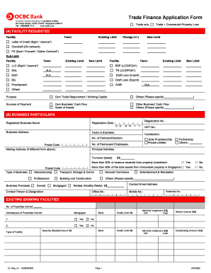 commercial bank lc application form