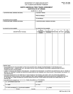 Fillable Omb 1515 0204 - Fill Online, Printable, Fillable, Blank ...