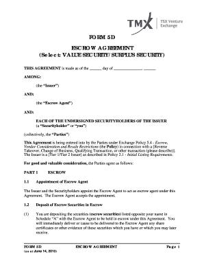fillable online tsx venture exchange corporate finance manual rh pdffiller com tsxv corporate finance manual forms tsxv corporate finance manual