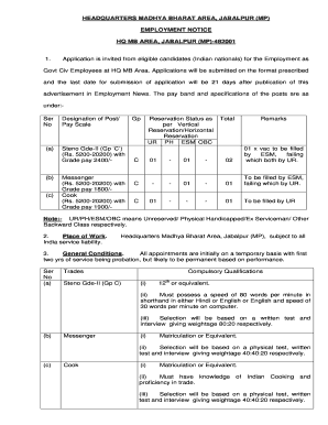 Printable birth certificate format in hindi mp templates to submit headquarters madhya bharat area jabalpur mp bb yelopaper Image collections