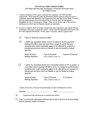 Fillable nsf proposal forms - Edit, Print & Download Form