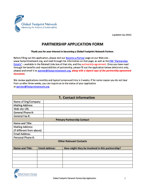 Printable Partnership agreement pdf - Fill Out & Download Top ...