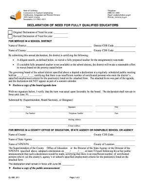 Fillable declaration sample for internship report - Edit Online