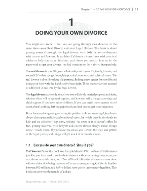 Fillable do it yourself divorce papers download templates in pdf doing your own divorce nolo press occidental solutioingenieria Image collections