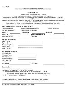 masshealth prior authorization fax number Forms and Templates ...