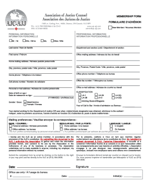 Signature ajc ajjnet fill online printable fillable for Bureau 2a form