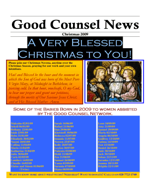 A Very Blessed - goodcounselnet co