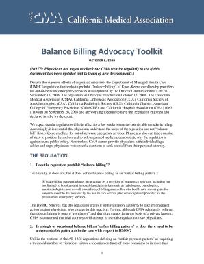 Editable balance billing dispute sample letter fill print balance billing dispute sample letter balance billing advocacy toolkit csp spiritdancerdesigns Gallery