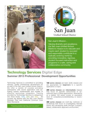 Fillable Online Wordpress Sanjuan B2013b Summer Pd San Juan