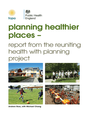 Revised Planning Healthier Places - BoltonsHealthMatters - boltonshealthmatters