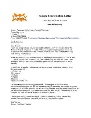 Sample letter of follow up purchase order edit online fill out sample confirmation letter sample kaboom spiritdancerdesigns Choice Image