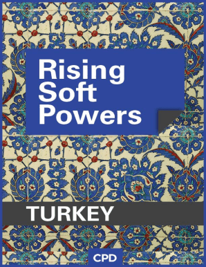 Rising Soft Powers Turkey - uscpublicdiplomacyorg