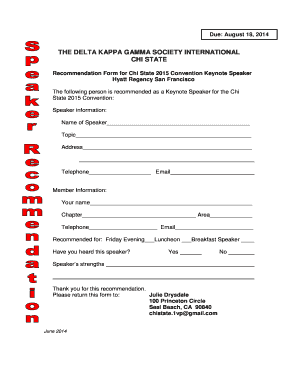 toastmasters evaluation forms