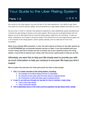 Uber driver agreement pdf editable fillable printable legal as a driver on the uber system you are the face of the uber experience platinumwayz