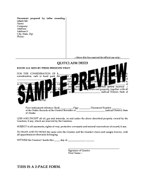 Fillable do it yourself quit claim deed download templates in as the grantors do hereby grant convey and quit claim to of solutioingenieria Gallery