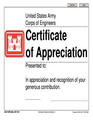 free download certificates of appreciation