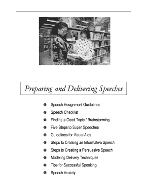 27 Printable Persuasive Speech Examples Forms and Templates