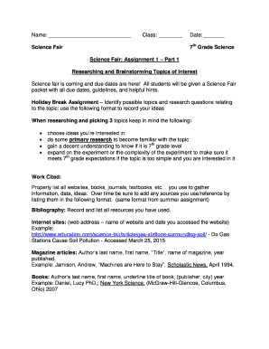 How To Write Literature Review For Science Fair Writing A