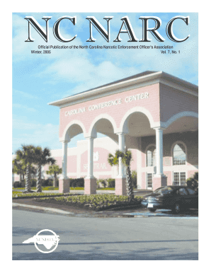 Nc Narc Fill Online Printable Fillable Blank Llc Operating